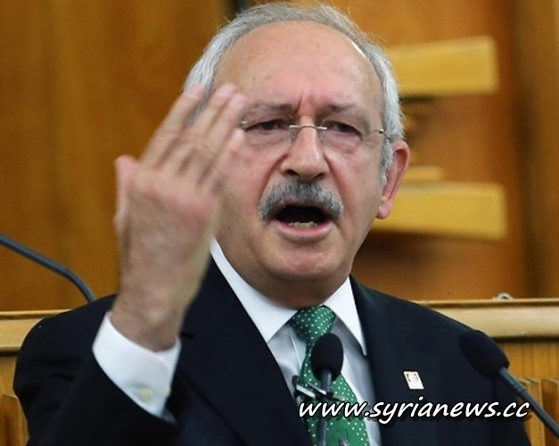 image- Opposition Leader Kilicdaroglu Prosecuted for Insulting the Sultan Erdogan