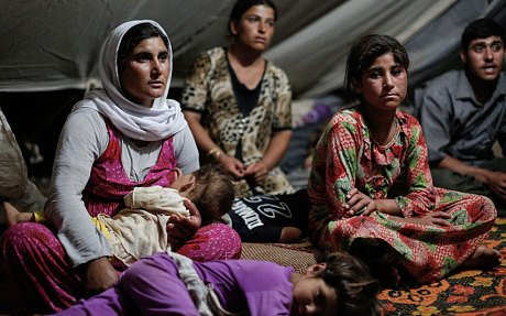 image-Yazidi Women