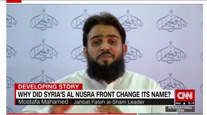 CNN gives foreign terrorist an international audience