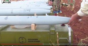 NATO grad missiles
