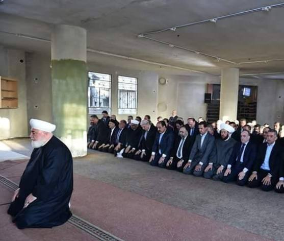 eid-prayer-in-daraya