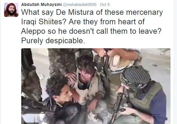 sectarian saud terrorist