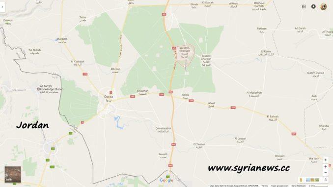 image-Dara'a Western al-Ghariya
