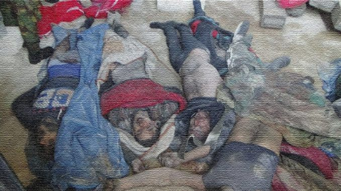 image-East Aleppo Kidnapped Massacre 2 Blurred