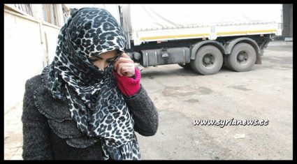 image-Syrian Woman Tortured by FSA Moderate Rebels in Eastern Aleppo