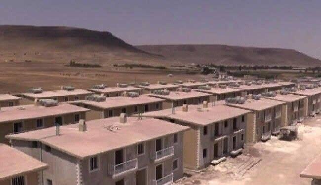 temporary shelter in harjaleh