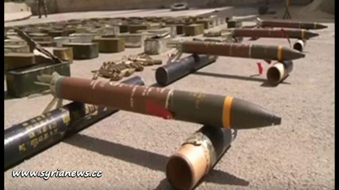 image-nato-weapons-heading-to-alqaeda-confiscated-by-saa-near-damascus