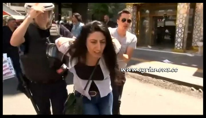 image-Erdogan Thugs Arrest 61 Teachers in a Peaceful Protest in Ankara