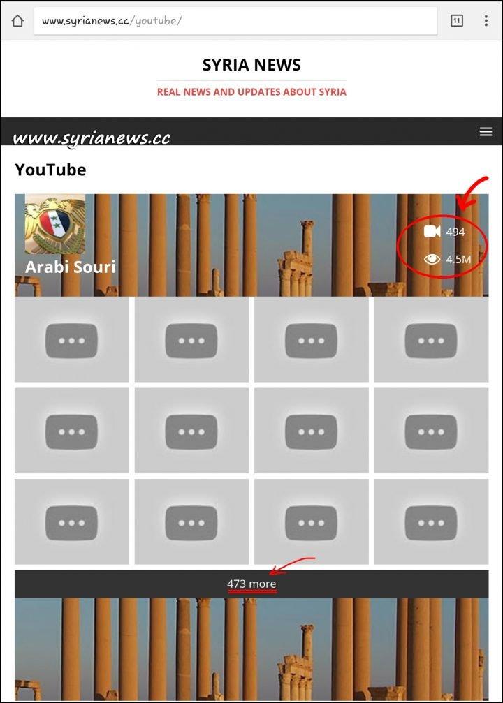 image-YouTube Propagandists Platform for US Sponsored Al-Qaeda