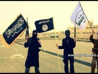 image-ISIS, Nusra Front and FSA same groups of terrorists different names - Hama - Idlib - Aleppo - Latakia