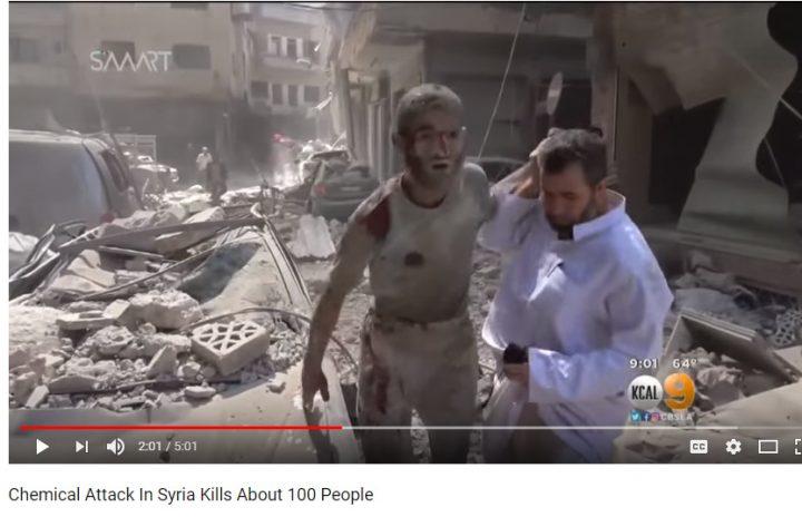 white helmets terrorists for al-Qaed