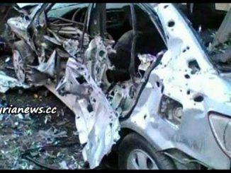 image-Moderate Terrorists Kill 10 CIVILIANS in Damascus