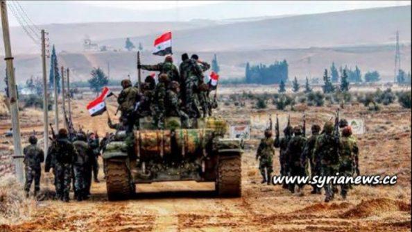 SAA Syrian Arab Army
