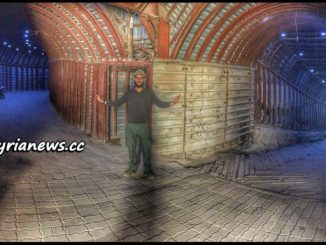 image-Cars Tunnels Network Used by Terrorists in Douma - East Ghouta