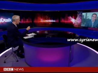 image-Syrian MP Fares Shehabi Shreds BBC Propaganda on Hard Talk
