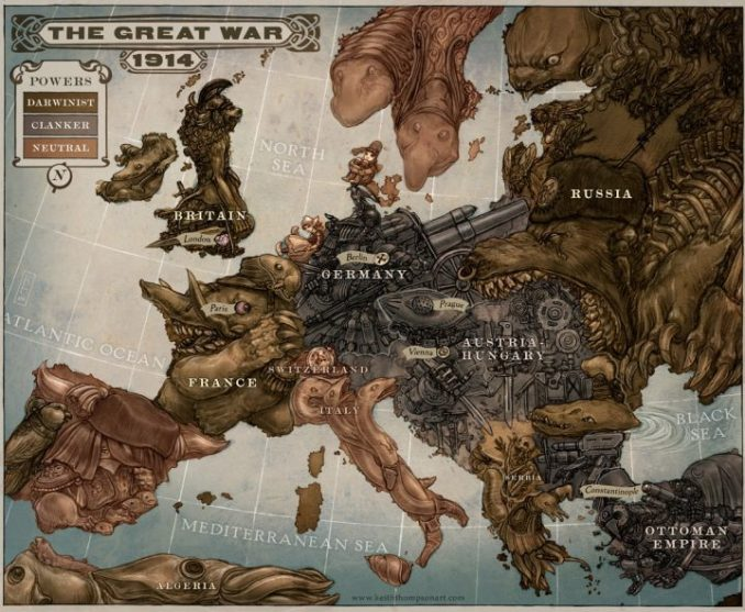 image-What Has Changed Since the First Great War? Russophobia