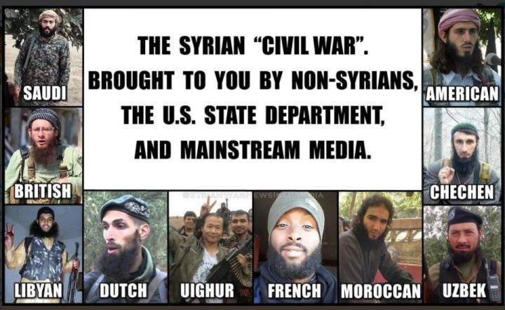 fsa terrorists not syrian