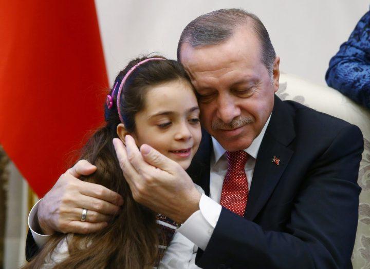 erdogan - bana - aleppo