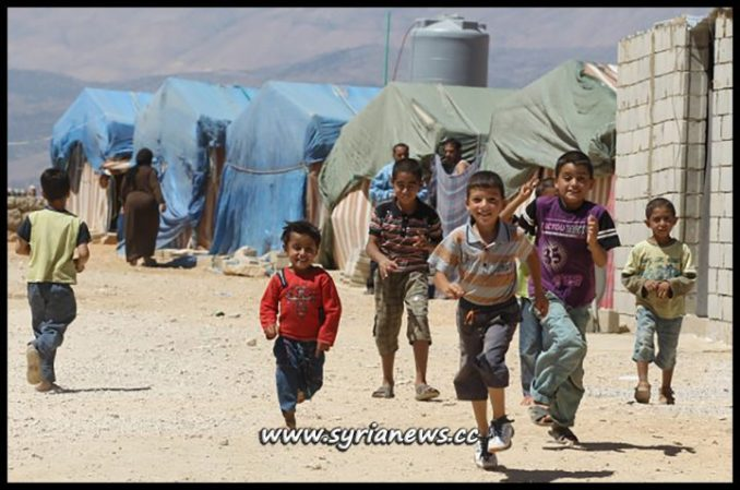 Displaced Syrians Refugees in Lebanon - Horrific Conditions