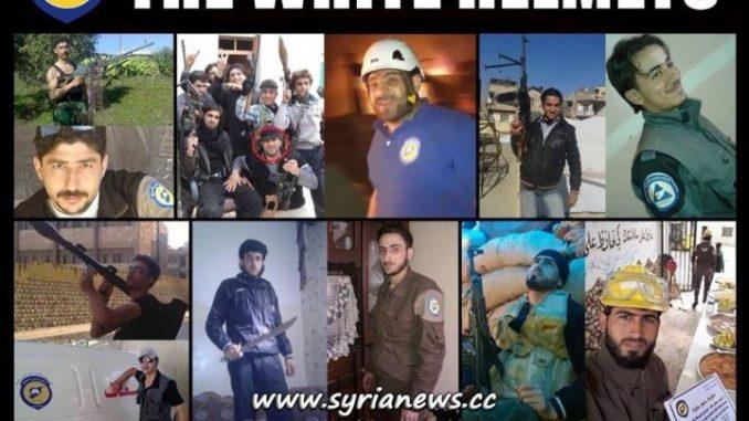 image-The White Helmets - Al Qaeda Propaganda Arm