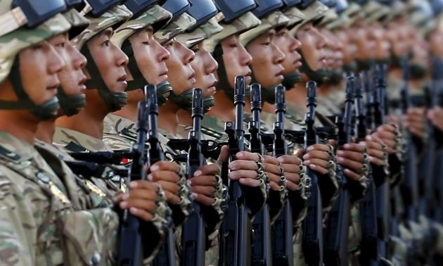 Chinese-and-Syrian-Military