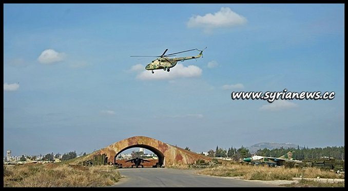 SAA Repels ISIS Attack on Khalkhaleh Military Airport in Sweida Countryside