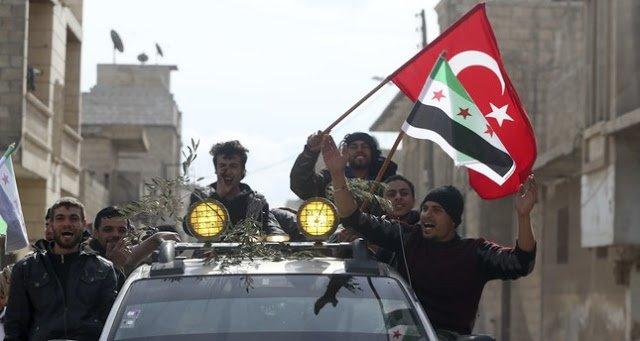 fsa, turkey, erdogan, syria