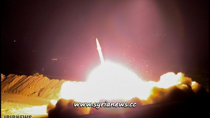 Iran-IRGC Bomb Terrorists Camp in East Euphrates, Syria