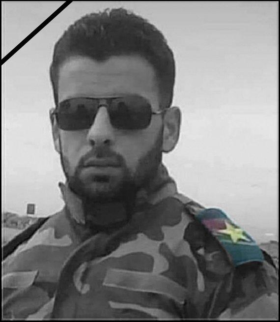 First Liuetenant Martyr Gabriel Ali Raya Israel bomb Damascus