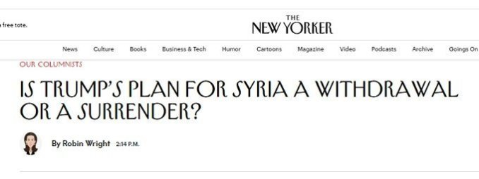 fraud liberal whiner the New Yorker