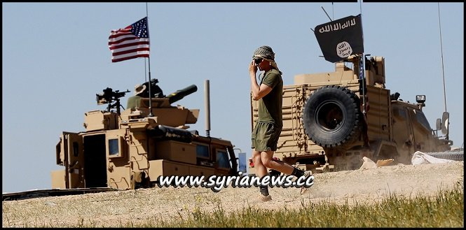 US Troops Invaders Start Withdrawal from Syria