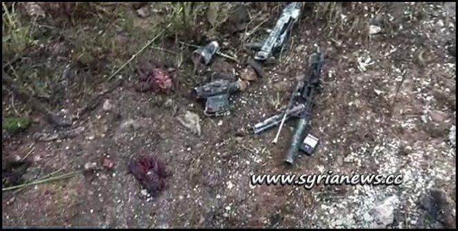 SAA Repels Erdogan Terrorists Attack in Hama Countryside