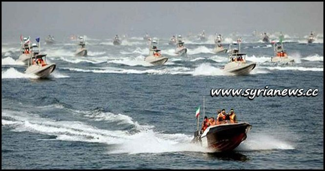 Iranian Navy Thousands of Kamikaze Speed Boats IRGC