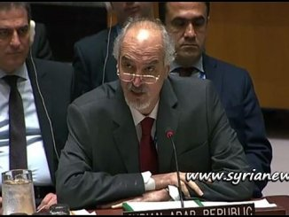 Syrian Ambassador to the UNSC Dr. Bashar Jaafari - Situation in Idlib