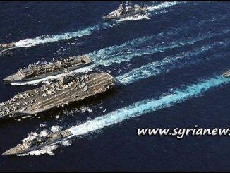 US Strike Force Heading to Persian Gulf