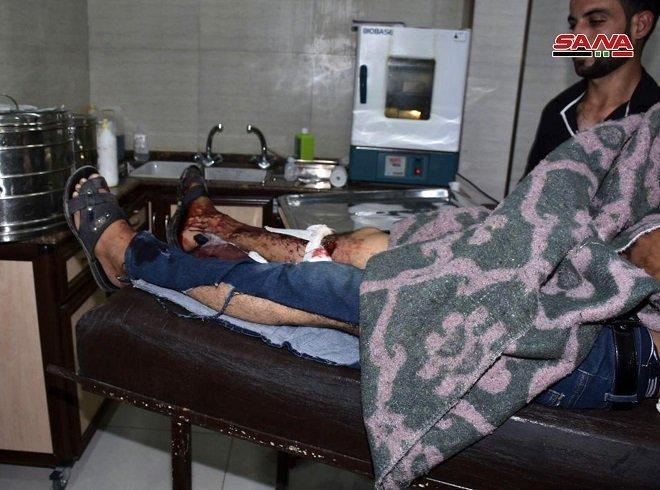 Al-Wadihi Massacre - Aleppo Southern Countryside