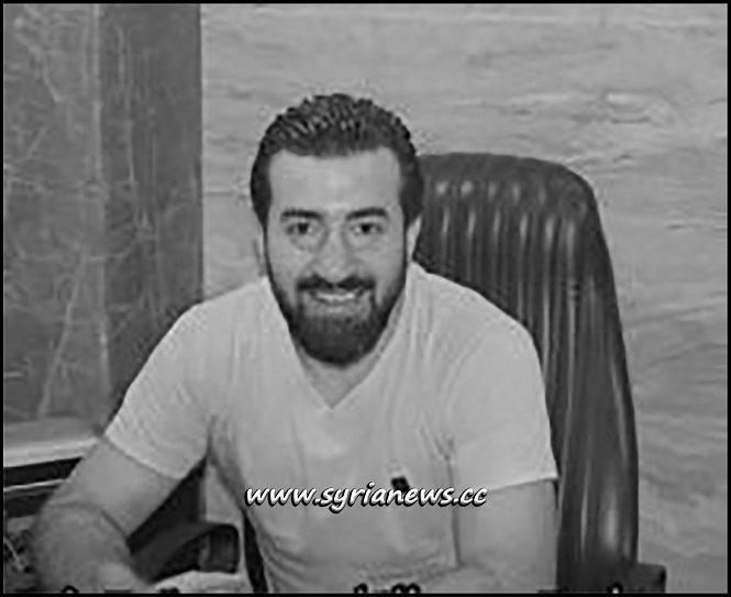 Abdul Qader Sheikha - Manager Haram Exchange Qudssaya Killed in Armed Robbery- عبد القادر شيخة مدير فرع الهرم للصرافة قدسيا