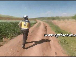 Al-Qaeda Nusra Front UK FSA White Helmets Idlib