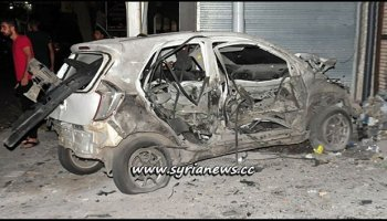 3 Civilians Killed 7 Injured in a Terrorist Explosion in Sweida City