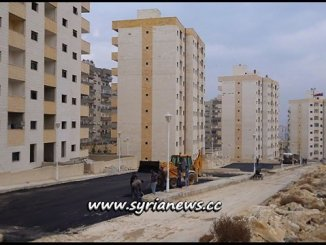 Syria Rebuilding - Aleppo