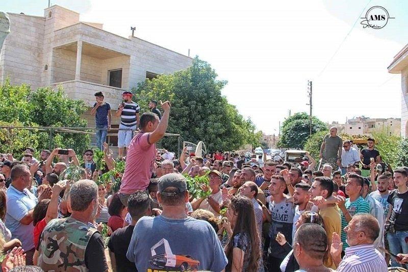 Celebrations in Mhardeh