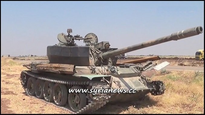 Syrian Security Confiscates Weapons, Munition, Gears, Captagon Pills and Drugs 04 August 2019