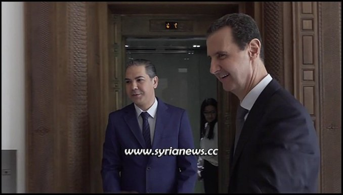 Syrian President Bashar Assad Interview with Syrian TV 31 October 2019
