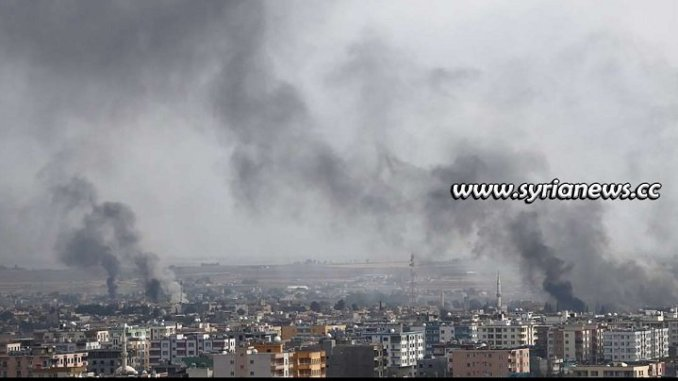 turkey erdogan aggression against syria - nato usa - kurds sdf ypg pkk