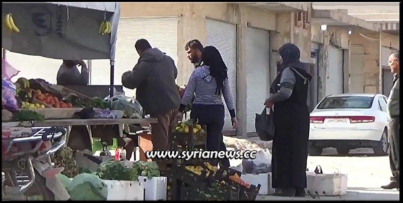 Life coming back to Al-Qusayr
