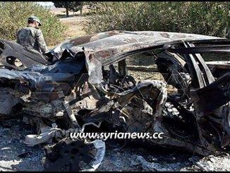 Syrian Arab Army foils a suicide bomber in Khan Shaykhoun