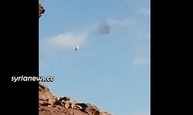 Yemen Army shot down a Saudi Apache helicopter