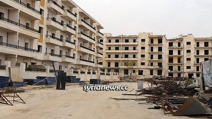 Syria Housing Projects