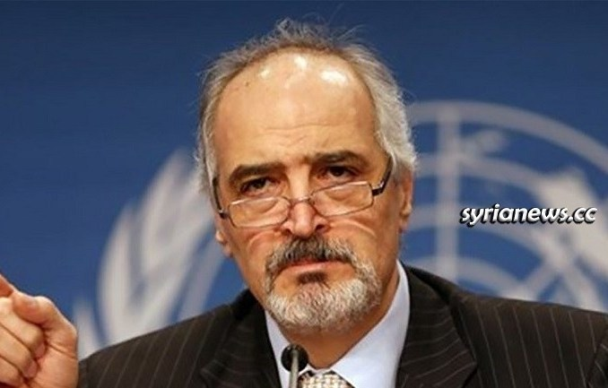 Syria Ambassador to the United Nations Dr Bashar Jaafari