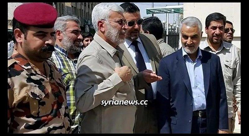 Iranian IRGC Qasem Soleimani Quds Brigades and Iraq PMU Hashd Dy Commander Muhandess Killed by Trump